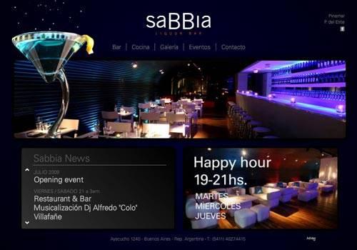 Sabbia bar Buenos Aires